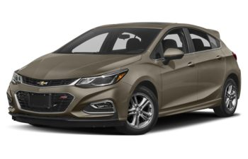 2017 Chevrolet Cruze Hatch - Pepperdust Metallic
