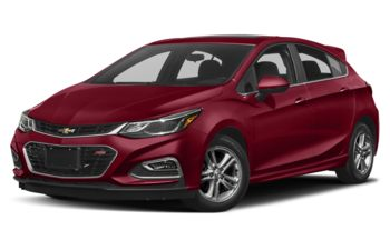 2018 Chevrolet Cruze Hatch - Cajun Red Tintcoat