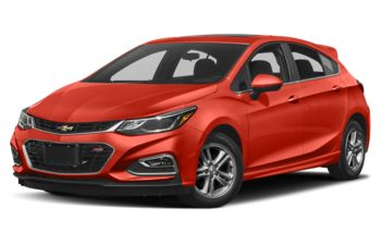 2018 Chevrolet Cruze Hatch - Crush