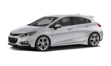 2017 Chevrolet Cruze Hatch LT Manual