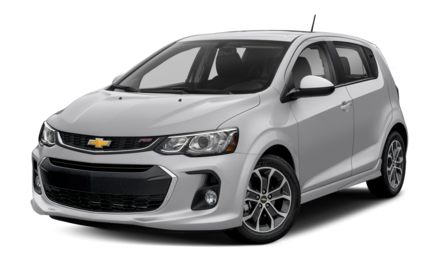 2017 Chevrolet Sonic LT Manual