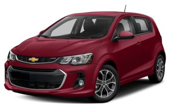 2018 Chevrolet Sonic - Cajun Red Tintcoat