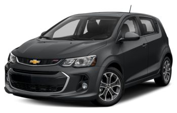 2018 Chevrolet Sonic - Nightfall Grey Metallic