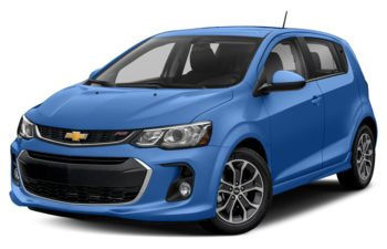 2017 Chevrolet Sonic - Kinetic Blue Metallic