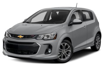 2018 Chevrolet Sonic - Arctic Blue Metallic