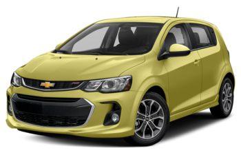 2017 Chevrolet Sonic - Brimstone