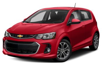 2018 Chevrolet Sonic - Red Hot
