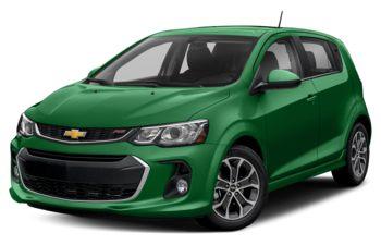 2018 Chevrolet Sonic - Ivy Metallic
