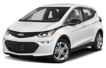 2018 Chevrolet Bolt EV - Summit White
