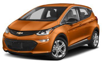 2017 Chevrolet Bolt EV - Orange Burst Metallic