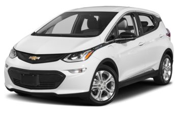 2017 Chevrolet Bolt EV - Summit White