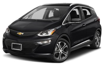2017 Chevrolet Bolt EV - Mosaic Black Metallic