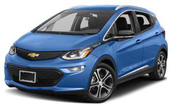 2017 Chevrolet Bolt EV - Kinetic Blue Metallic
