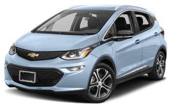 2017 Chevrolet Bolt EV - Arctic Blue Metallic