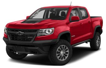 2020 Chevrolet Colorado - Red Hot