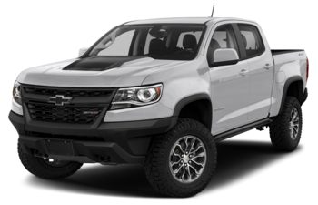 2020 Chevrolet Colorado - Silver Ice Metallic