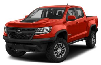 2020 Chevrolet Colorado - Crush