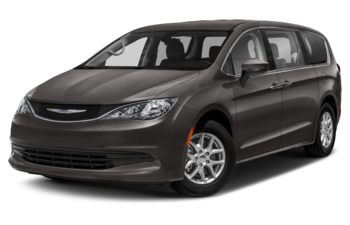 2017 Chrysler Pacifica - Granite Crystal Metallic