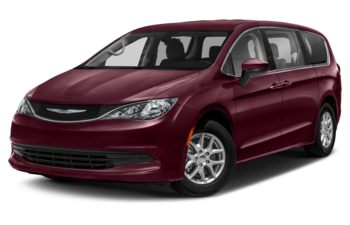2017 Chrysler Pacifica - Velvet Red Pearl