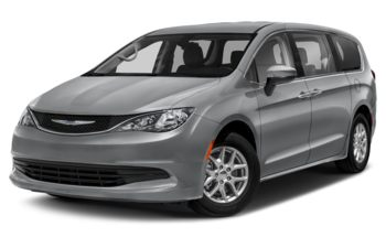2017 Chrysler Pacifica - Billet Metallic