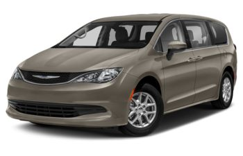 2017 Chrysler Pacifica - Molten Silver