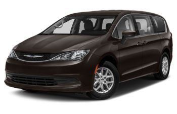 2018 Chrysler Pacifica - Dark Cordovan Pearl