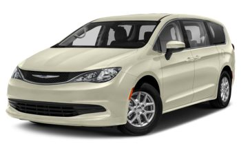 2019 Chrysler Pacifica - Luxury White Pearl