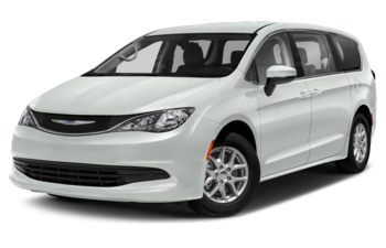 2018 Chrysler Pacifica - Bright White