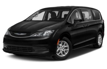 2017 Chrysler Pacifica - Brilliant Black Crystal Pearl