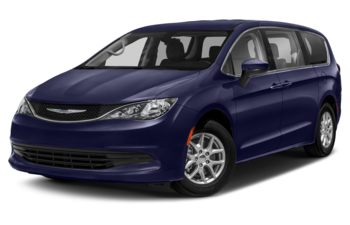 2020 Chrysler Pacifica - Ocean Blue Metallic