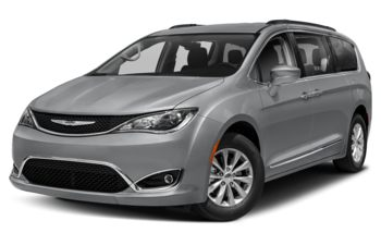 2019 Chrysler Pacifica - Billet Metallic
