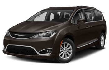 2019 Chrysler Pacifica - Dark Cordovan Pearl