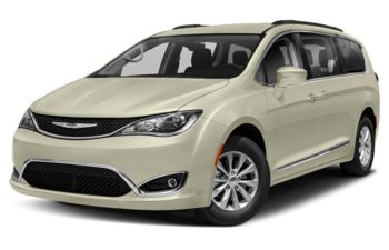 2020 Chrysler Pacifica - Luxury White Pearl