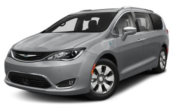 2019 Chrysler Pacifica Hybrid - Billet Metallic