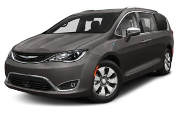2018 Chrysler Pacifica Hybrid - Granite Crystal Metallic