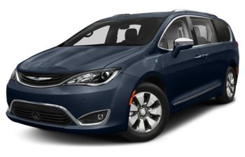 2018 Chrysler Pacifica Hybrid - Jazz Blue Pearl