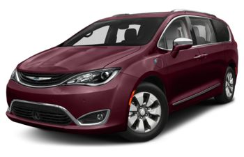 2018 Chrysler Pacifica Hybrid - Velvet Red Pearl