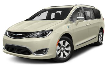 2019 Chrysler Pacifica Hybrid - Luxury White Pearl
