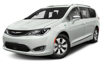 2018 Chrysler Pacifica Hybrid - Bright White