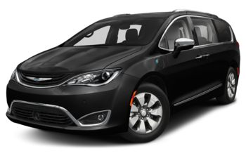 2018 Chrysler Pacifica Hybrid - Brilliant Black Crystal Pearl