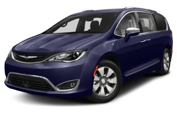 2018 Chrysler Pacifica Hybrid - Ocean Blue Metallic