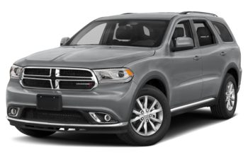2018 Dodge Durango - Billet Metallic