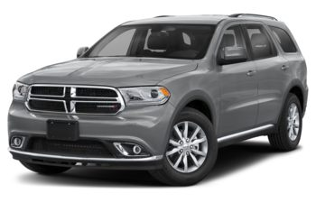 2020 Dodge Durango - Billet Silver Metallic