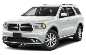 2018 Dodge Durango - Bright White