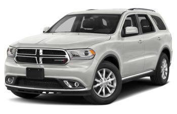 2018 Dodge Durango - Ivory Tri-Coat Pearl