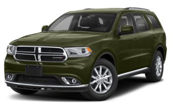 2020 Dodge Durango - F8 Green