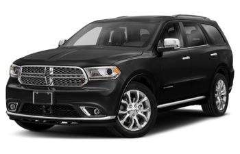 2020 Dodge Durango - DB Black