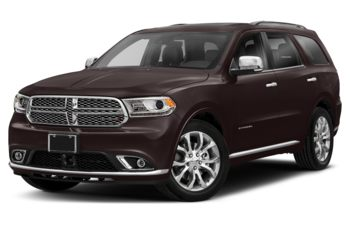 2020 Dodge Durango - Ultraviolet Metallic