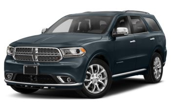 2020 Dodge Durango - Blue Shade Pearl