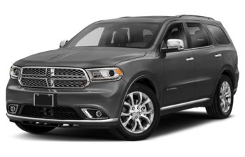 2020 Dodge Durango - Destroyer Grey